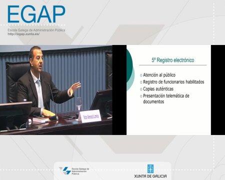 O funcionamento electrónico do sector público - parte 2 - As Leis 39/2015 e 40/2015 do Procedemento Administrativo Común (LPAC) e do Réxime Xurídico do Sector Público (LRXSP)